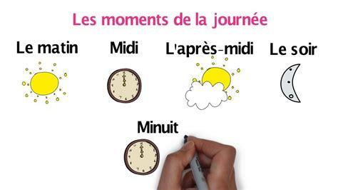 Modification De L Heure by Dire Demander L Heure