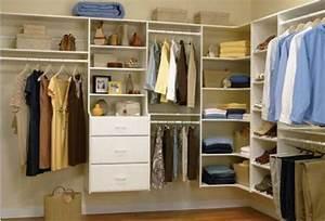Ideas para organizar o diseñar tu closet y vestidor