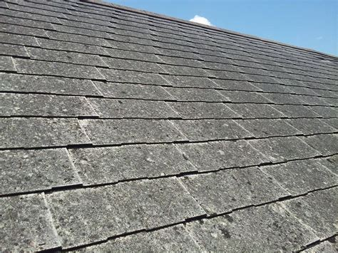 asbestos roof shingles shingling roof repair exterior