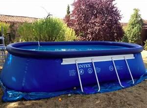 Hors Sol Piscine Intex : test pour vous le cobaye conso test piscine hors sol ~ Dailycaller-alerts.com Idées de Décoration