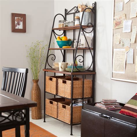 Belham Living Sutter Bakers Rack With Baskets  Bakers. Husky Workbench With Drawers. Desk Elliptical. Big Tables. Tray Tables. Shoe Organizer With Drawers. Frigidaire Refrigerator Replacement Drawer. 12 Drawer Storage Bed. 12 Seater Dining Table