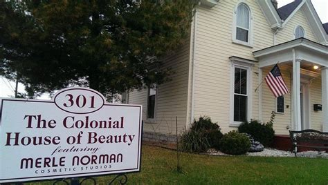 colonial house  beautymerle norman cosmetics health beauty georgetown georgetown