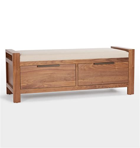 Burns Storage Bench Rejuvenation