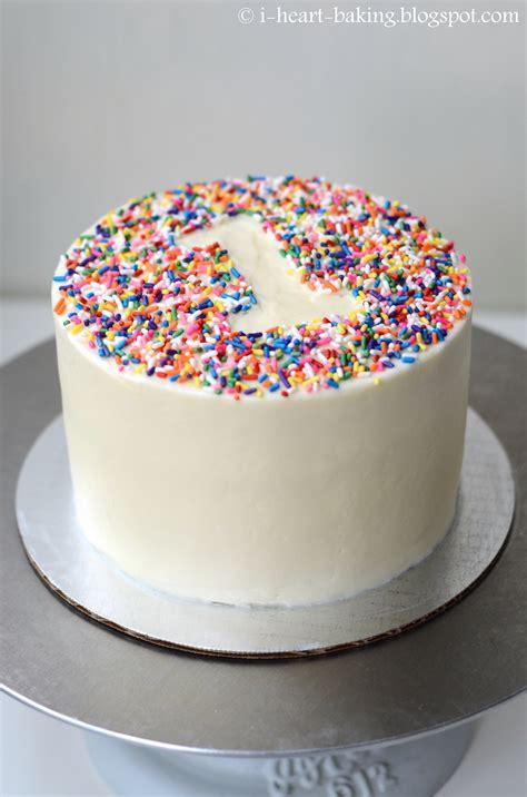 rainbow sprinkle  birthday smash cake cakecentralcom
