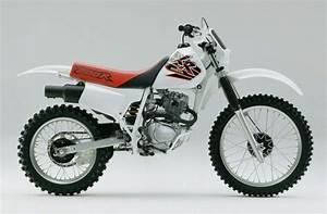 Honda Xr200r 1986