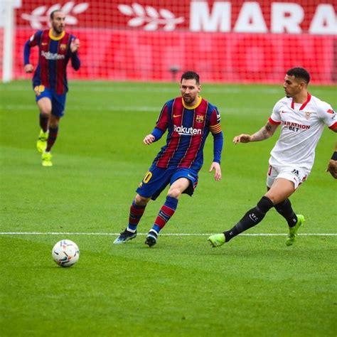 Barca Vs Sevilla 2021 / Watch highlights and full match hd ...