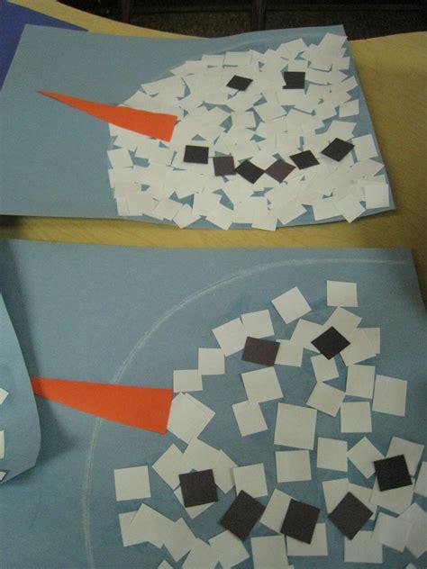 preschool snowman craft mrs s class more snowman crafts 270