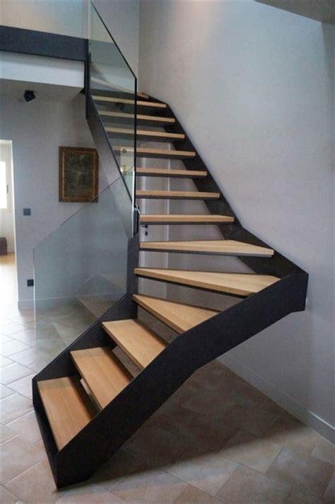 cuisine originale en bois escalier kolateral moderne escalier lyon par kozac