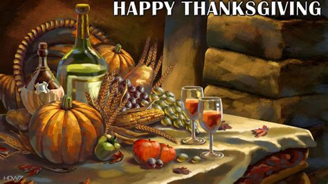 Happy Thanksgiving Wallpaper Hd by Thanksgiving Wallpaper 1920x1080 73 Images