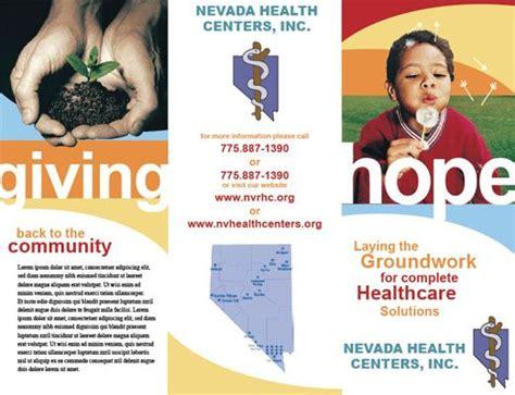 profit organization brochure examples brochure