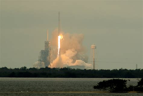 SpaceX launches rocket from same NASA pad that was used in ...