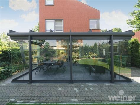 garden glass rooms weinor patio covers verandas glass