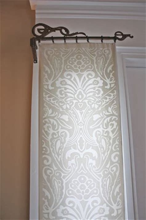 Side Window Curtain Panels by 25 Best Ideas About Front Door Curtains On Pinterest