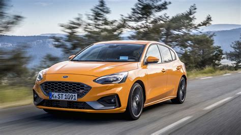 2020 ford focus 2020 ford focus st drive review sadly it s better