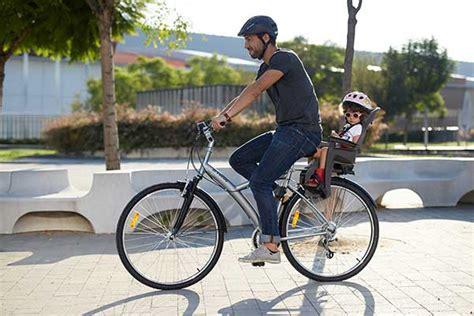 siège bébé vélo emmener enfant en vélo quelles solutions