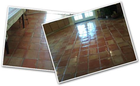Saltillo Tile Sealer Non Slip by Saltillo Mexican Pavers