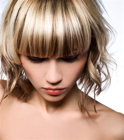 Highlights Hairstyles by Chunky Highlights Hairstyles Pictures Slideshow
