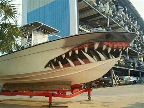 Boat Transport Wrap by Shark Boat Transport Shark Boating And