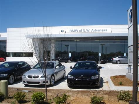 BMW of Northwest Arkansas car dealership in Bentonville
