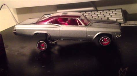 65 Impala Lowrider Model Hopper For Sale!!