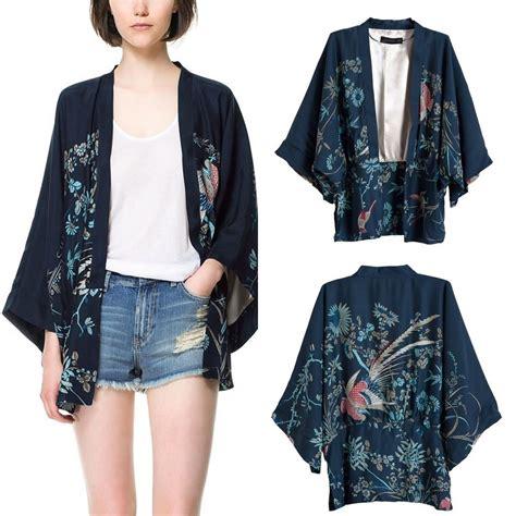 new womens bat sleeve cardigan kimono jacket dolman ethnic coats cappa ebay