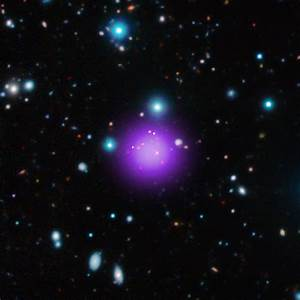 NASA Discovers Most Distant Galaxy Cluster About 11.1 ...