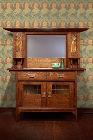 english arts crafts sideboard nr hiller design
