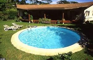Piscine Beton Prix : jolie piscine ronde b ton prix ~ Melissatoandfro.com Idées de Décoration