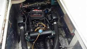 260 Mercruiser 5 7 L 350 Block Engine For Sale   Updated  Sold