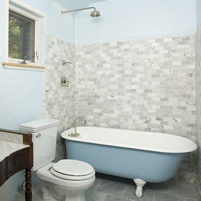 Small Bathroom Ideas Clawfoot Tub by Shower With Quot Clawfoot Tub Quot Design Pictures Remodel