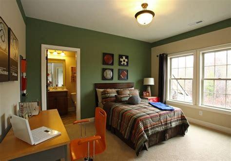 Schlafzimmer Grün Braun by Schlafzimmergestaltung In Relaxvollen Farben