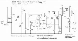 Question On Uc3842b Current Mode Controller  U2014 Parallax Forums