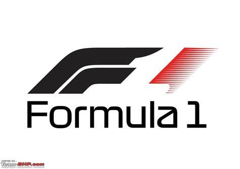 formula 3 logo new logo for formula 1 unveiled page 2 team bhp