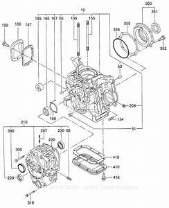 Robin  Subaru Dy42 Parts Diagram For Crankcase