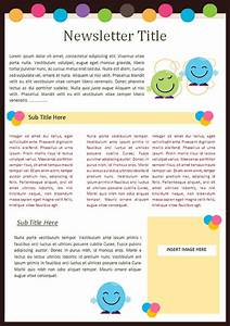 Preschool Newsletter Templates Wwwimgkidcom The