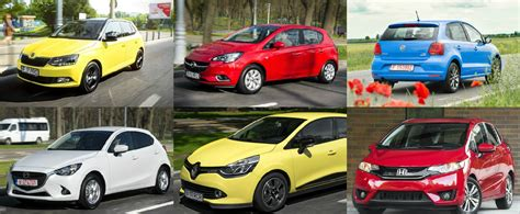 How To Buy The Right Small Hatchback  Supermini, The 2015