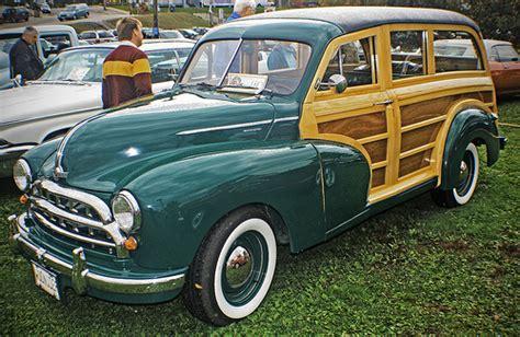 1955 Morrisoxford Woodie Haliburton Fall Festival Antiqu