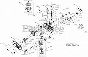 Cub Cadet Parts On The Transmission  Lh  Diagram For Zt1