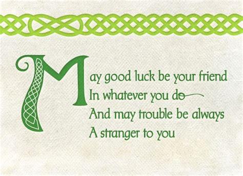 irish irish blessing and good luck on pinterest
