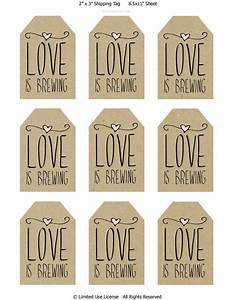 25 best ideas about wedding favor tags on pinterest With how to print tags for favors