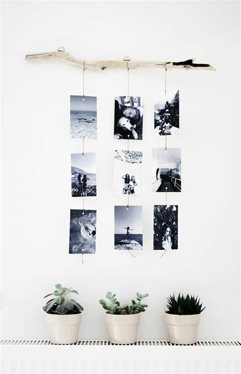 ideen mit fotos fotowand selber machen ideen f 252 r eine kreative wandgestaltung