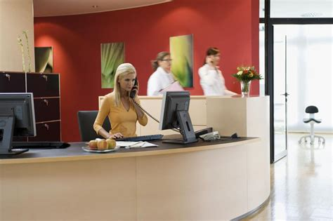 medical receptionist jobs and career profile