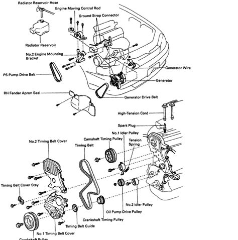 Fue Wiring Diagram 1997 Toyotum Camry by 2007 Toyota Camry Timing Belt Diagram Downloaddescargar