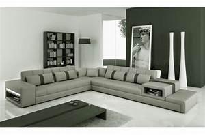 Canapé D Angle 7 Places : canap d 39 angle en simili cuir de qualit 6 7 places ~ Melissatoandfro.com Idées de Décoration