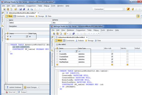 create new table sql sql server adding specific columns automatically while