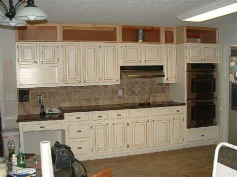 How Much Does It Cost To Refinish Kitchen Cabinets How