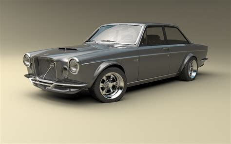 bo zolland - volvo 162 coupe