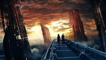 Atlas Cloud Deviantart Futuristic Sunset Sci Fi