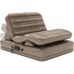 insta bed raised insta flex airbed walmart