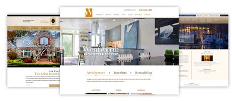 website design  home builders architects top